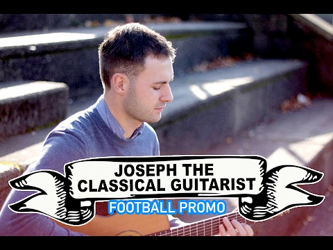 Joseph The Classical Guitarist Video