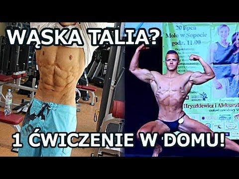 Ćwiczenia w domu dla kobiet karmiących mięśni