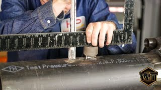 Olet Welding - Part One - The Fit Up