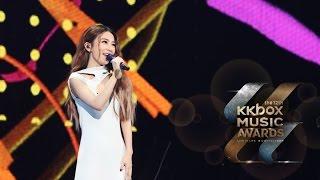 Hebe 田馥甄 - 獨善其身 / 日常 / 小幸運【第 12 屆 KKBOX 風雲榜 年度風雲歌手】