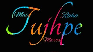 Rula Ke Gaya Ishq Tera Song || Heart Touching Song || Whatsapp Status Video || M.W