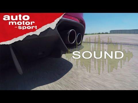 Alfa Romeo Giulia Quadrifoglio - Sound | auto motor und sport