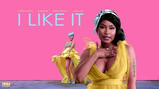 Nicki Minaj, Cardi B, Bad Bunny , J Balvin - I Like It [MASHUP]
