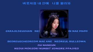 Ailee 에일리 Is You instrumental