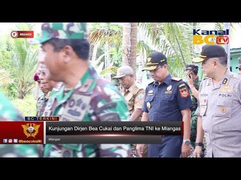 [Redaksi] Kunjungan Dirjen Bea Cukai dan Panglima TNI ke Miangas