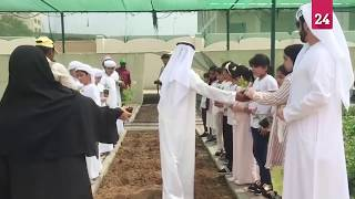 "Khorfakkan Municipality, Mun Council launch ""Little Employee"""