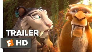 Ice Age Collision Course Official Trailer 2 2016  Ray Romano John Leguizamo Animated Movie HD