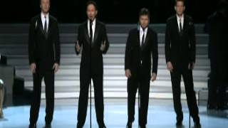 Nessun Dorma with The Tenors