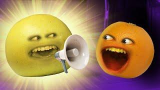 The Annoying Orange - Grapefruit's New Voice!