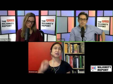 The Persistent Myths and Dangers of Mass Incarceration w/ Victoria Law - MR Live - 5/3/21