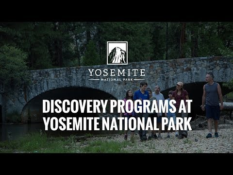 Discovery Programs at Yosemite National Park