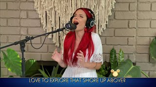Halsey Performs 'Part Of Your World' - The Disney Family Singalong: Volume II