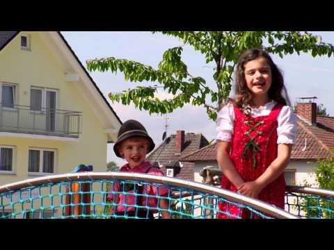 Sissis Auftritt in der Sendung Auf geht's Musikanten vom 19. Mai 2012.