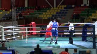 Чемпионат РК по боксу в Таразе 2014 г. (Алматы обл)-(Актобе)