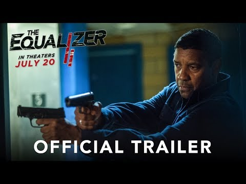 The Equalizer 2 Movie Picture
