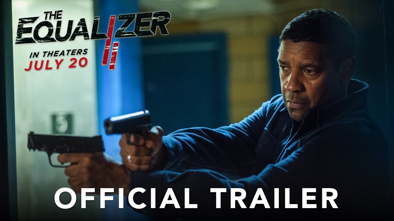 Trailer för The Equalizer 2
