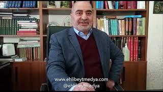 Ehlibeyt Alimi Seyid Ahmet Erdem Hz Ali'nin (a.s) Viladeti
