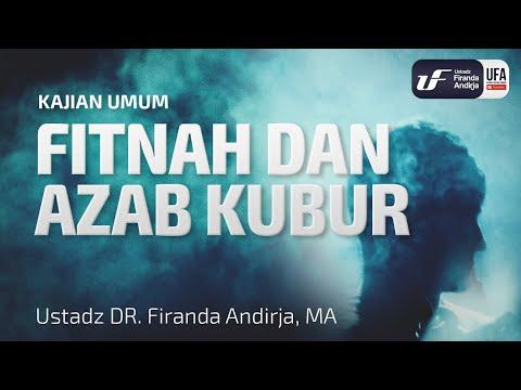 Fitnah Dan Azab Kubur