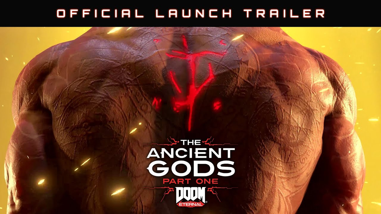 Trailer di DOOM Eternal: The Ancient Gods - Part 1
