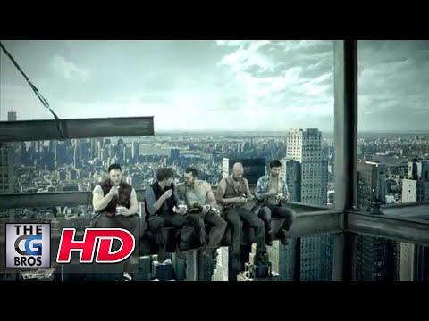 "CGI VFX Spot : 'Skyscraper"" – by nhb Studios"