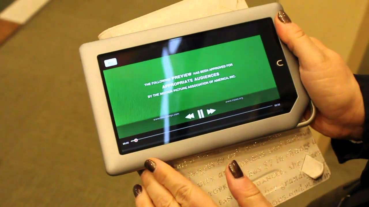 Nook Tablet first hands-on video demo thumbnail