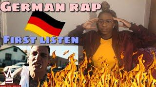 AMERICAN REACTS TO GERMAN RAP HIP HOP FOR THE FIRST TIME (GZUZ & BUSHIDO)