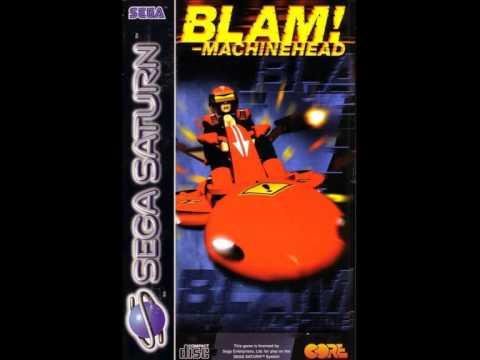 Blam! Machinehead Playstation