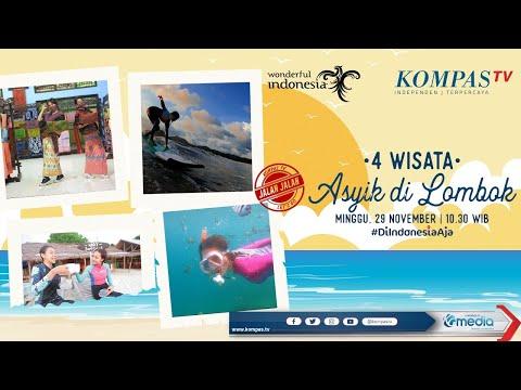 wisata seru di lombok - jalan-jalan