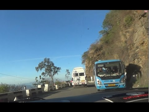 (Day3) Shimla to Manali Road 250KM Highlights in 10 min