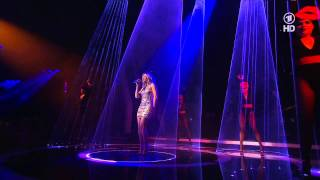 Kylie Minogue - Into the Blue // Echo 2014 [HD]