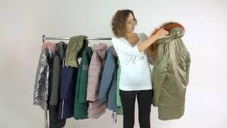 Одежда для беременных: выбираем теплую куртку!
