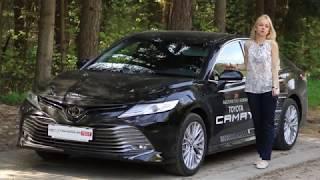 New Toyota CAMRY: впечатления команды Автопанорама