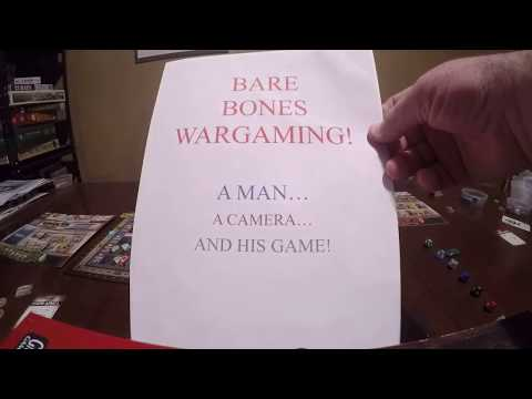Bare Bones Wargaming Presents How to Play Manhattan Project 2: Minutes to Midnight: The Review
