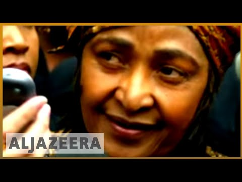 🇿🇦 Winnie Mandela: Tributes pour in for 'Mother of the Nation' | Al Jazeera English