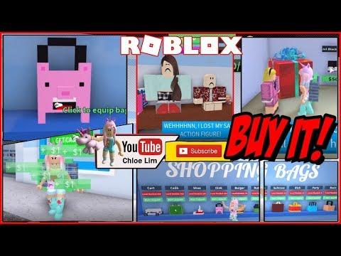Roblox Gameplay Shopping Simulator 3 Codes Steemit
