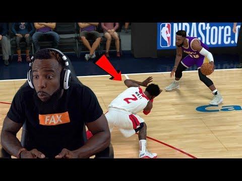 I BROKE JOHN WALLS ANKLES IN HALF! NBA 2K19 MyCareer Ep 115