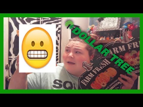 Dollar Tree Haul | Bacon Flavored What???