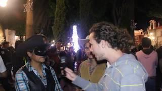 Entrevistas en MARCHA GAY 2013