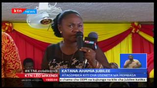 KTN Leo: Hazel Katana ajiunga na Jubilee akisema amechoshwa na ODM