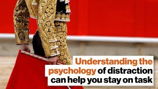 Understanding the psychology of distraction can help you stay on task | Nir Eyal by Big Think