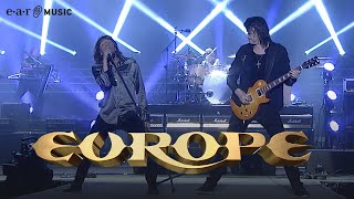 Europe 'The Final Countdown' live from 'Live At Sweden Rock - 30 Anniversary Show'