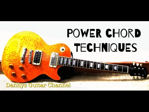 The No1 Rock Guitar Chord you should know - The Power Chord - Rock and Punk Guitar Lesson