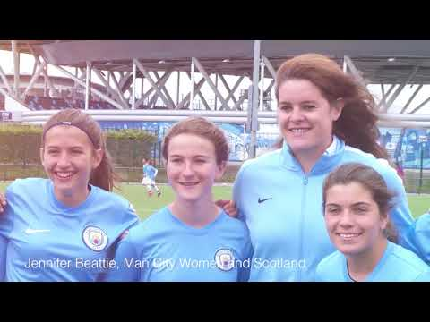City Football Language School 2018 - Girls