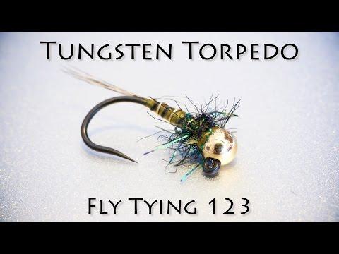 Tungsten Torpedo - Fly Tying Instructions
