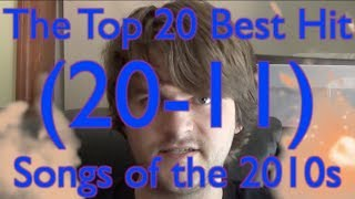 The Top 20 Best Songs of the 2010s (20-11) - Ducky