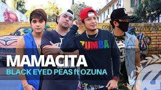 MAMACITA by Black Eyed Peas ft Ozuna,J Rey Soul | Zumba | TML Crew Jay Laurente