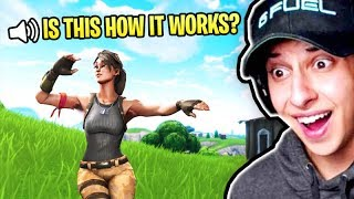 HIS WISH CAME TRUE - 11th Win EVER!! (Fortnite Battle Royale Duos w Cute Kid)