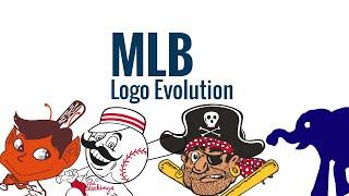 MLB Logos Through the Years