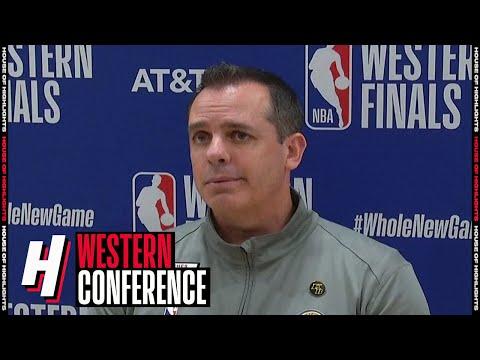 Frank Vogel Postgame Interview – Game 4 | Lakers vs Nuggets | September 24, 2020 NBA Playoffs
