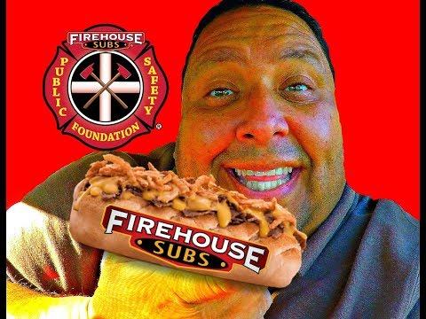 Firehouse Subs® NEW! PUB STEAK Review!